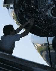 Curso mecanico de aeronaves senai