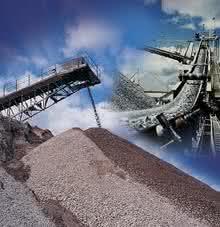 Mercado na área de mineração
