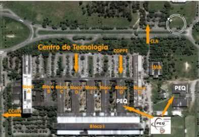 Mestrado em engenharia na UFRJ