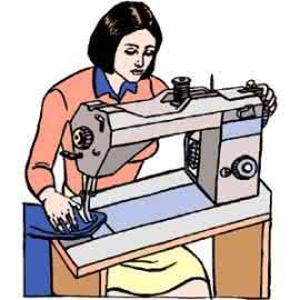 Quanto ganha uma costureira?