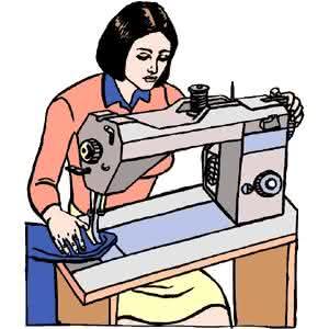quanto ganha costureira
