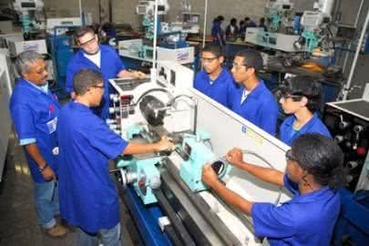 Quanto ganha um Técnico Mecânica industrial?