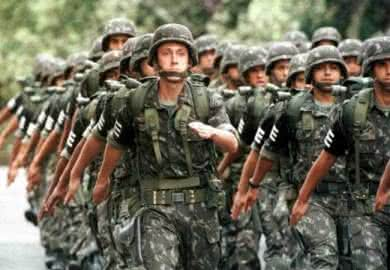 Quanto ganha um cabo do exército?