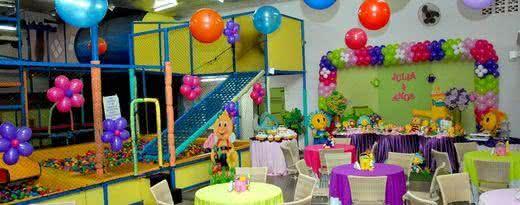 Dicas para abrir um espaço para Festas Infantis