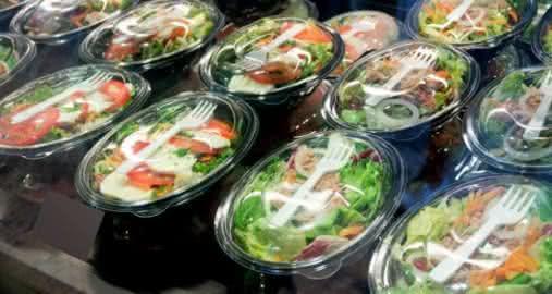 Negócio: Delivery de comidas saudáveis e para dietas