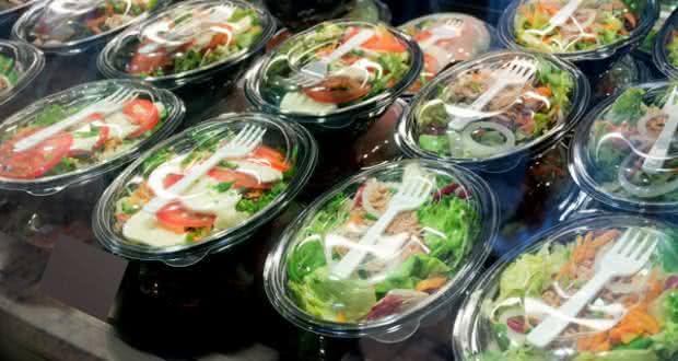 delivery de comidas saudáveis