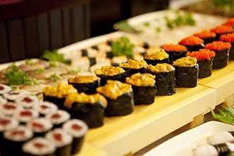 montar um restaurante de comida japonesa