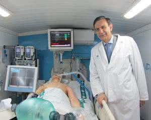 pós-graduação em medicina intensiva