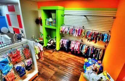 Dicas e custos para abrir uma loja de roupas infantis