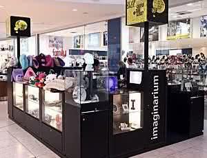 abrir um quiosque em shopping