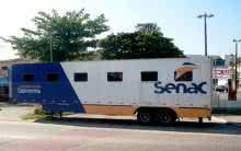 Carreta Escola SENAC