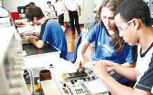 Escolas técnicas grátis no Rio de Janeiro