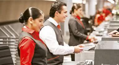salário de agente de aeroporto