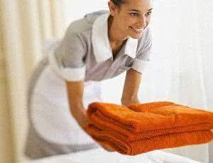 salário e empregos para camareira