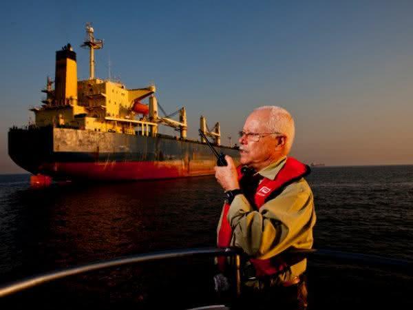 salário de prático de navios