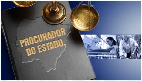 salário procurador do estado